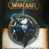 "Prólogo do livro ""Before the Storm"" na goodie bag da BlizzCon"