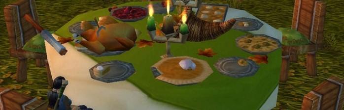 Guia: Festa da Fartura [Pilgrim's Bounty] 2012