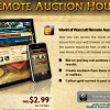 Remote Auction House Beta Test