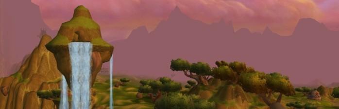 Em que lugar de Azeroth você faria sua casa imaginária?
