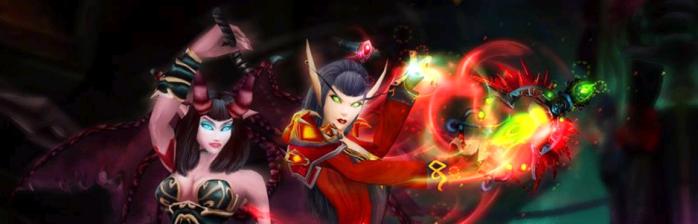 Wow, Girl! World of Warcraft só para mulheres