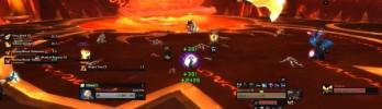 Ragnaros 25 H First Kill e a progressão de Firelands