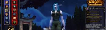 Screenshots do World of Warcraft em português (Alliance)