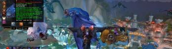 World first Dragonwrath, Tarecgosa's Rest
