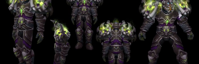 Patch 4.3 Preview: Death Knight Tier 13