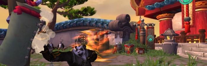 Screenshots Mists of Pandaria