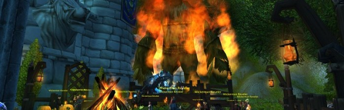 Hallow's End – Halloween no World of Warcraft