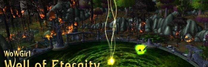 Nascente da Eternidade [Well of Eternity]