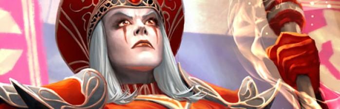 WoW Lore: Alta-Inquisidora Cristalba [High Inquisitor Whitemane]