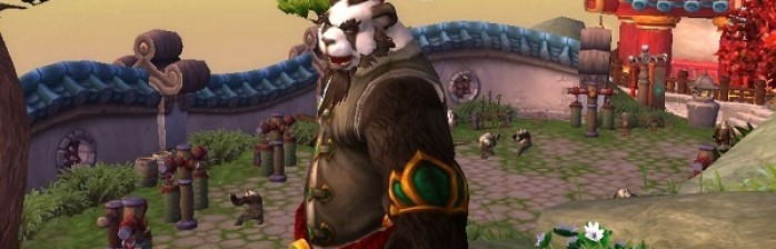 Mists of Pandaria: Nova dança do Pandaren macho