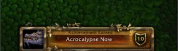 [WoWPop] Acrocalypse Now