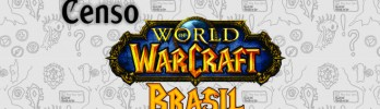 Censo – World of Warcraft no Brasil