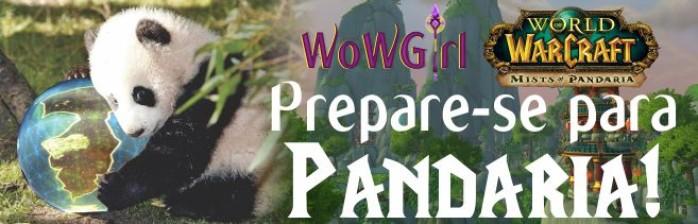 Prepare-se para Pandaria!
