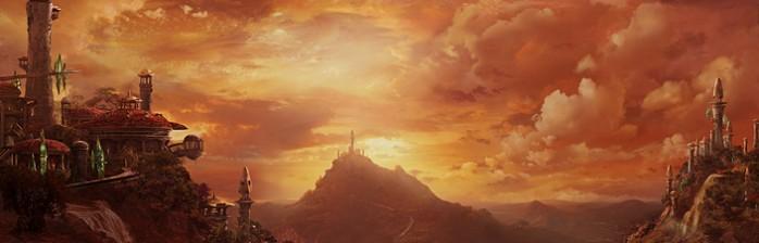 [Lore] – Mitos 10 – O Exílio dos Elfos Superiores