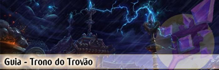 Trono do Trovão [Throne of Thunder]