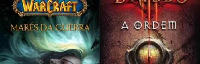 Editorial Record em parceria com a Blizzard