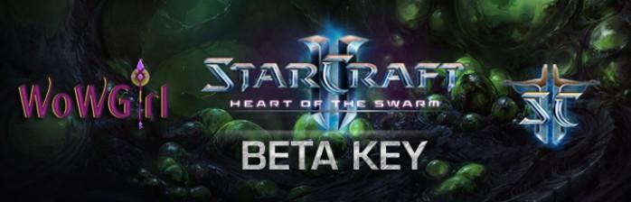 Joga Starcraft? Ganhe keys do Beta de HOTS!