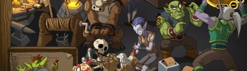 1 ano de World of Warcraft no Brasil