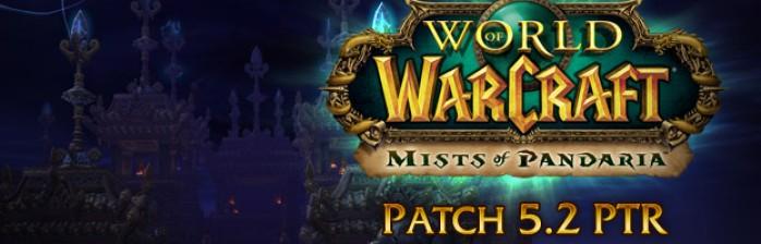 Notas para o Patch 5.2 PTR – Batalhas de mascotes