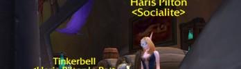 [WoWPop] A socialite de Shattrath