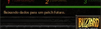 Iniciado o download de dados do Patch 5.2