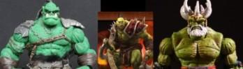 [Fanart] Orc Grunt por Léo Customs