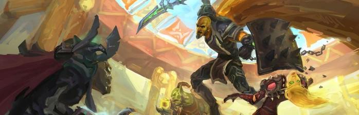 Warlords of Draenor: Revisão do balanceamento de PvP Low-lvl