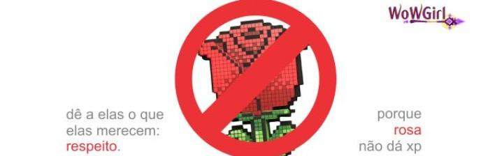 Dia da Mulher: rosa não dá XP
