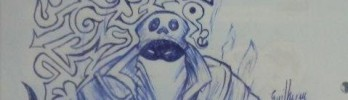 [Fanart] Desenhos a caneta por Balbinot@Goldrinn