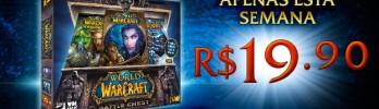 Promoção: WoW Battle Chest por R$19,90