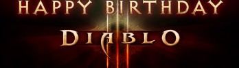 [Diablo] Diablo III faz anivesário, e te convida a comemorar!