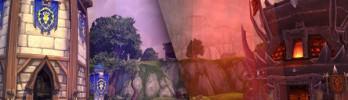 [PvP] Novos Campos de Batalha e Arena: Desfiladeiro do Vendaval e Pico do Tigre