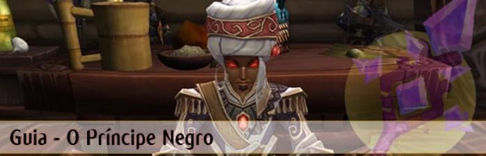 Capa Lendária – O Príncipe Negro [The Black Prince]