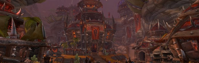 "Patch 5.4: Novas Montarias da Raide ""Siege of Orgrimmar"""
