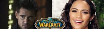Colin Farrell e Paula Patton escalados para o filme do WoW