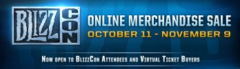 Blizzard lança loja exclusiva para BlizzCon