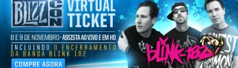 Divulgado o show da BlizzCon 2013!