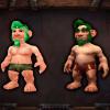 Novos tipos de cabelos e pele planejados no revamp dos personagens