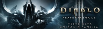 Beta de Diablo: Reaper of Souls no ar!