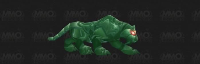 tigre de jade