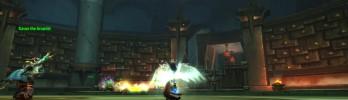 Guia: Campo de testes Infinito – Healer