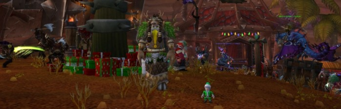 [Mascotes] Os Mascotes do Véu de Inverno!