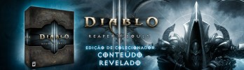 [Diablo] Divulgado conteúdo do box de Colecionador de Reaper of Souls!