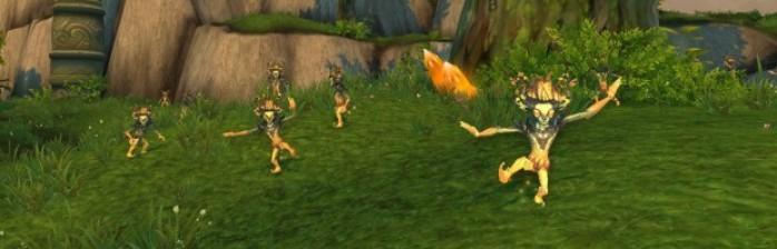 [Mascotes] O Evento da Árvore na Ilha Perene