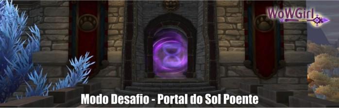 [Modo Desafio] Portal do Sol Poente
