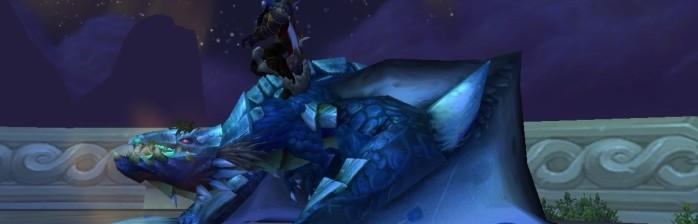 Protodraco Azul