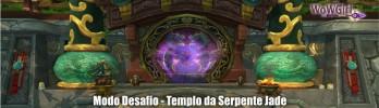 [Modo Desafio] Templo da Serpente de Jade