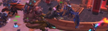 [Warlords of Draenor] Montarias Voadoras nos Campos de Batalha