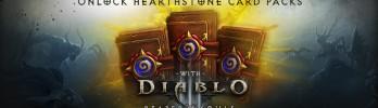 [Diablo/HS] Ganhe Pacotes de Perito no Hearthstone ao Comprar Diablo III – Reaper of Souls