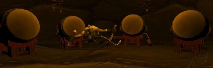 [WoWPop] O Mestre dos Tambores